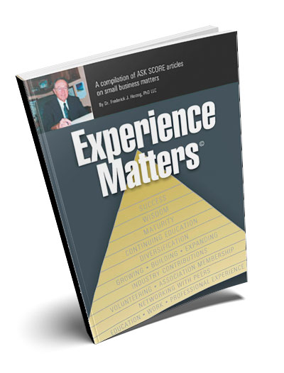 EXPERIENCE MATTERS BY DR FREDERICK, PHD, LLC.